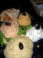 Eating Greek