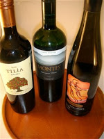 My Three Favorite Inexpensive Wines at This Very Moment…