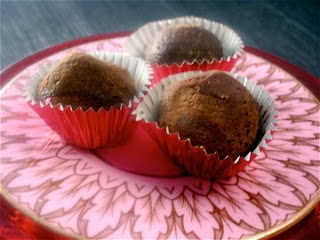 Sweets for the Sweet – Valentine Truffles