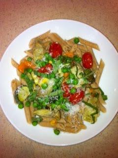 Buongiorno Primavera! A Guest Post, by Healthy Sous-Chef Partyologist, Lea Bowen