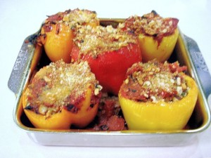 Stuffed Peppers 030513