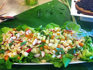 Meatless Luscious and Fun – Thai Lime Dressing!