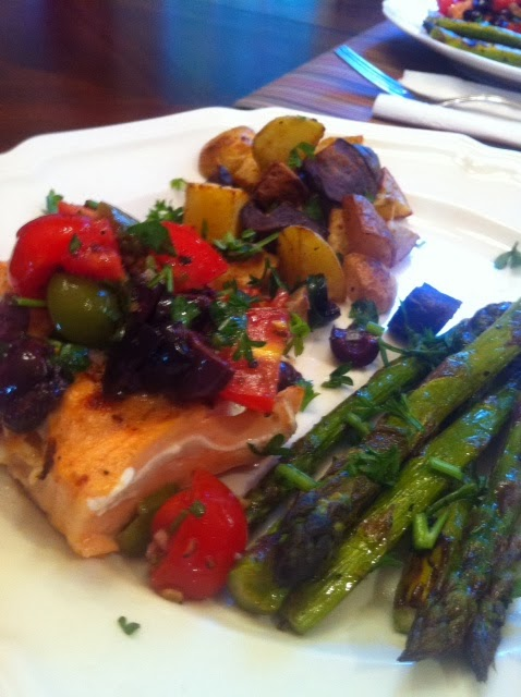 Turning Kitchen Experience into Action at Home – A Guest Blog by Taste and Savor Intern Michelle