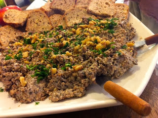 Fall and Mushrooms – Wild Mushroom Pate
