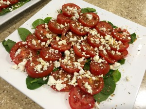 Summer Ripe Tomatoes