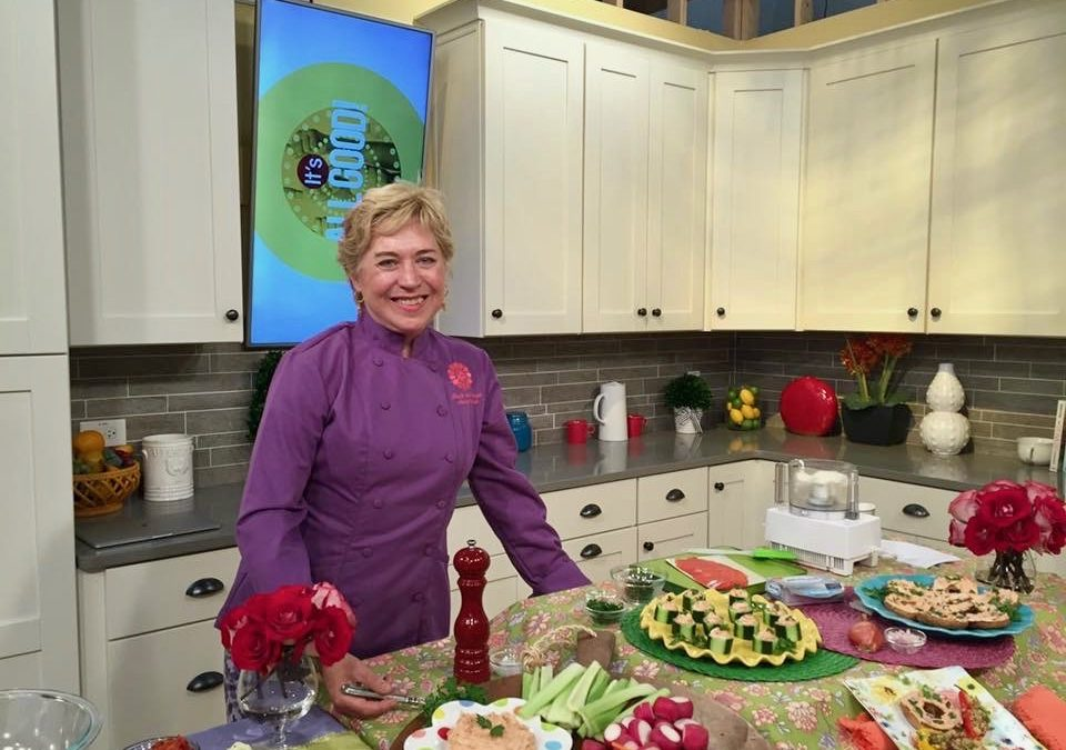 Delicious and Yummy, Fast and Easy Spring Appetizers on Atlanta & Co This Morning!