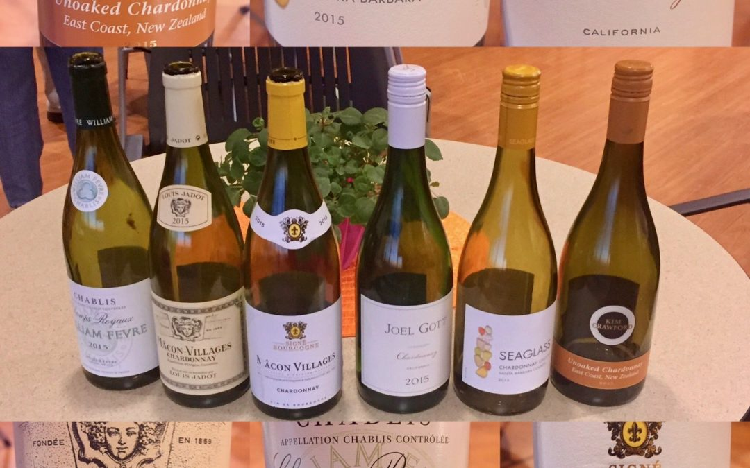 Five Quick Things You Want to Know About Chardonnay
