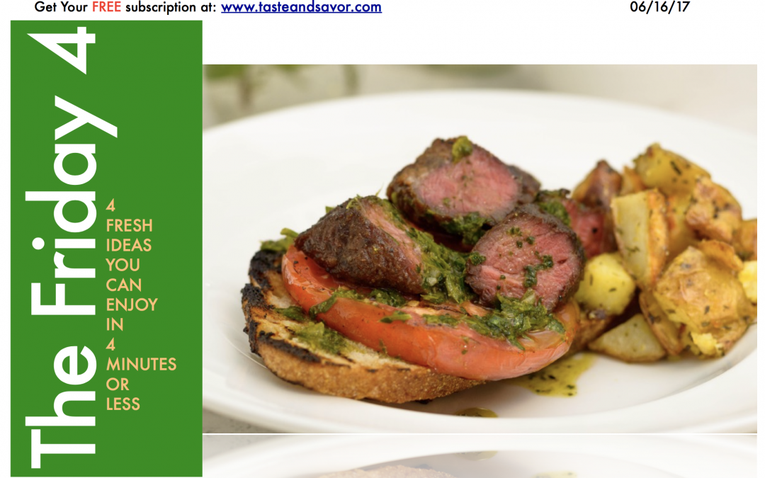 Churrasco Style Steak 
