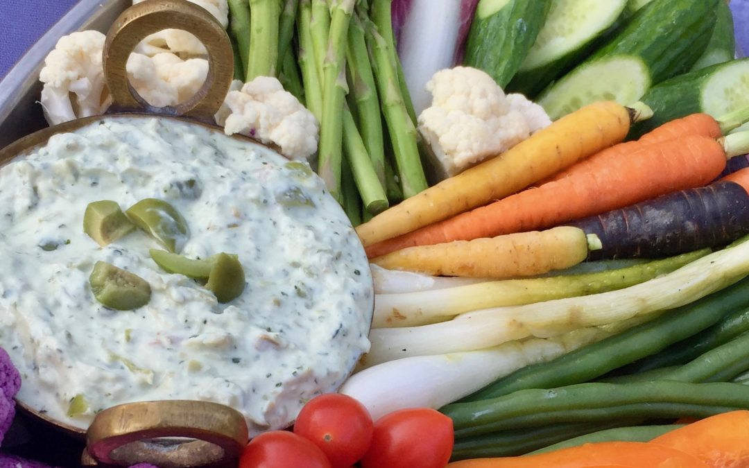 Spicy Tuesday 072517 – Green Olive Dip – Cilantro