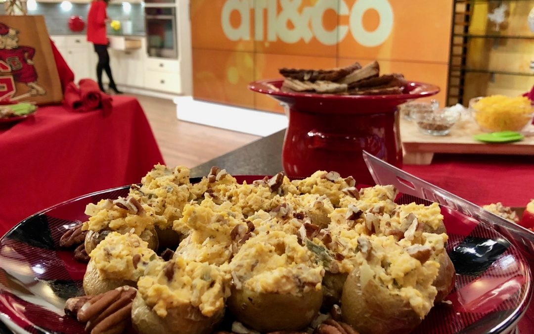 Super FAST Snacks for the Big Game on Atlanta & CO!