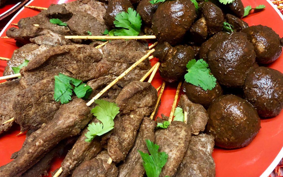 Spicy Tuesday – Chocolate Chili Rub – Cumin