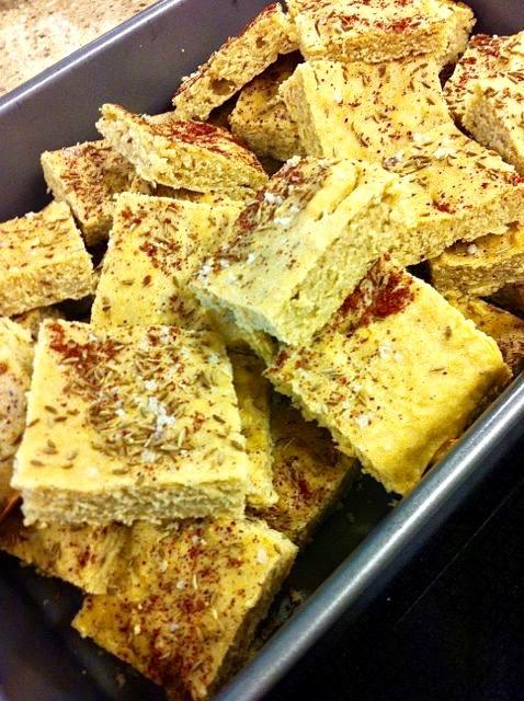 Spicy Tuesday – CUMIN QUICK BREAD – Cumin
