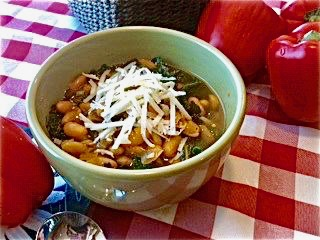 Spicy Tuesday – Tuscan White Bean and Kale Soup – Fennel