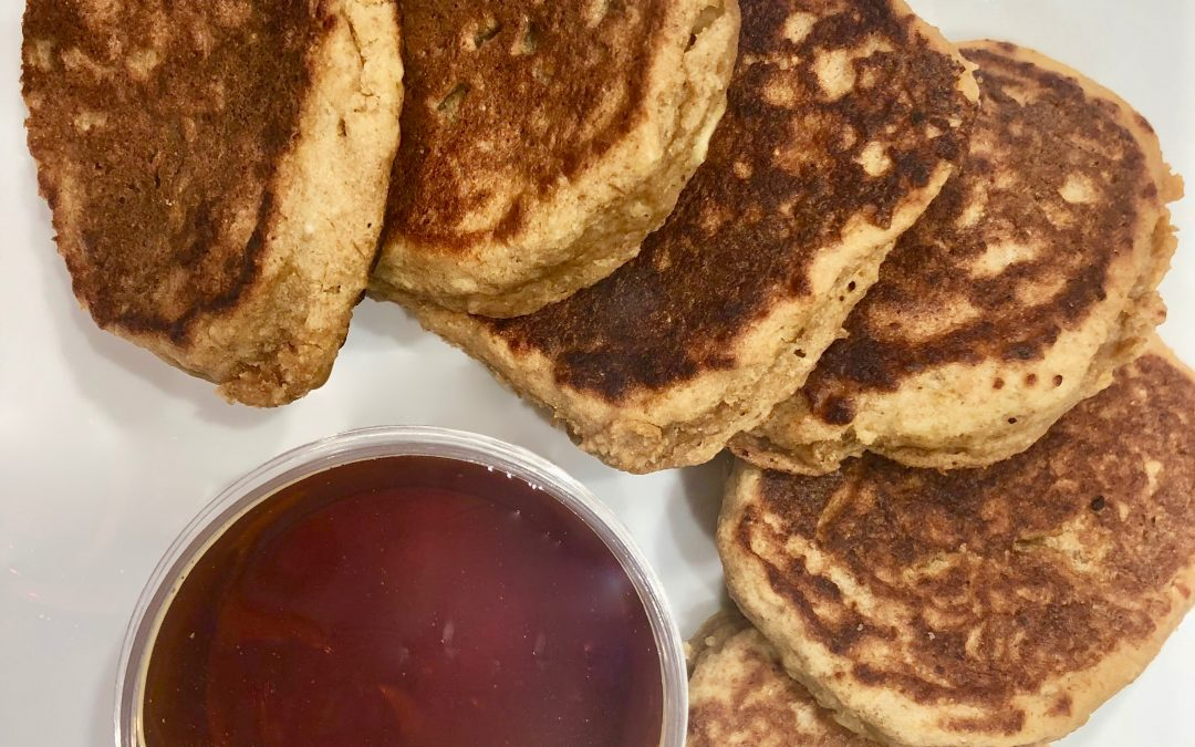 Spicy Tuesday – Pancakes for the Holiday Breakfast Table – Vanilla