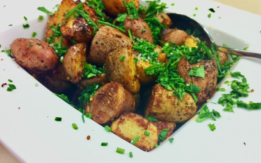 Spicy Tuesday – Patatas Bravos or Angry Potatoes with Smoked Spanish Paprika – 021720
