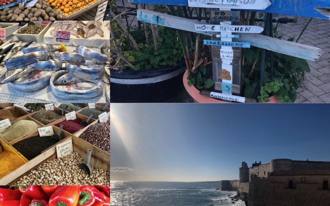 Celebrate Sicily Day One: A Week of Armchair Travel with Food and Wine!