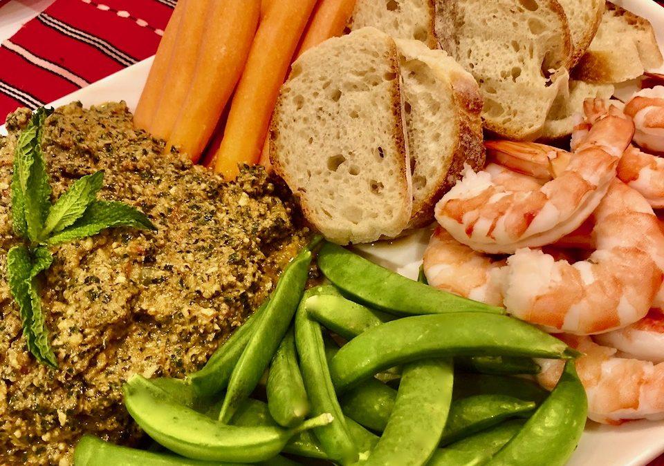 Celebrate Sicily Day 6: Pesto alla Trapanese for Dinner!