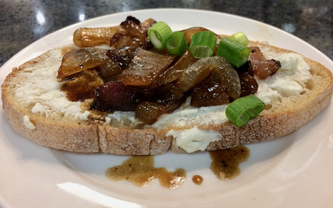 Spicy Tuesday – Amazing Vidalia Onion Bruschetta – Celebrating Alliums!
