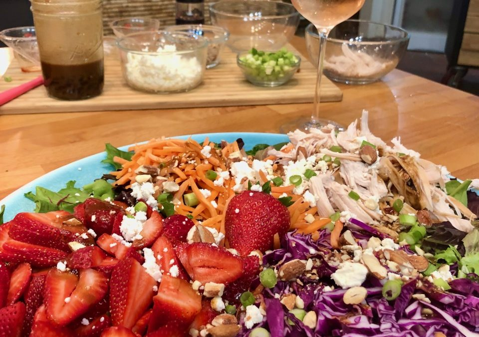 Atlanta & Co – Super Summer Salads!