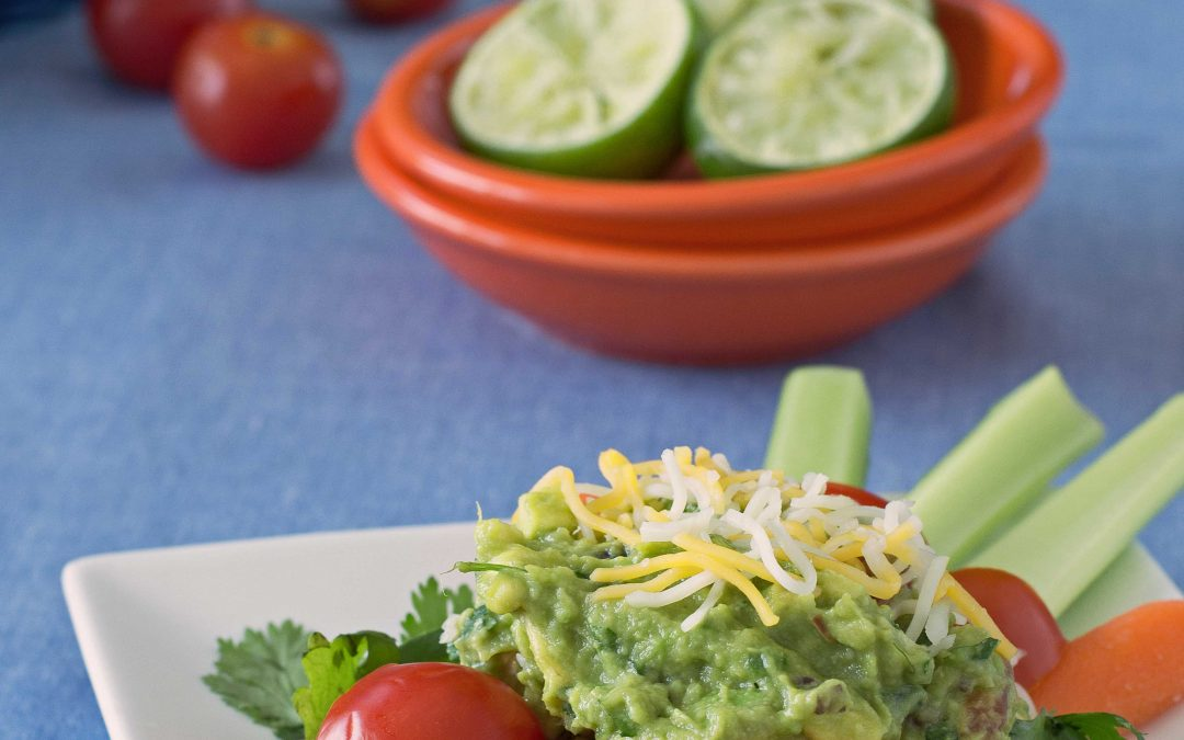 Spicy Tuesday – Best Ever Guacamole – 082520