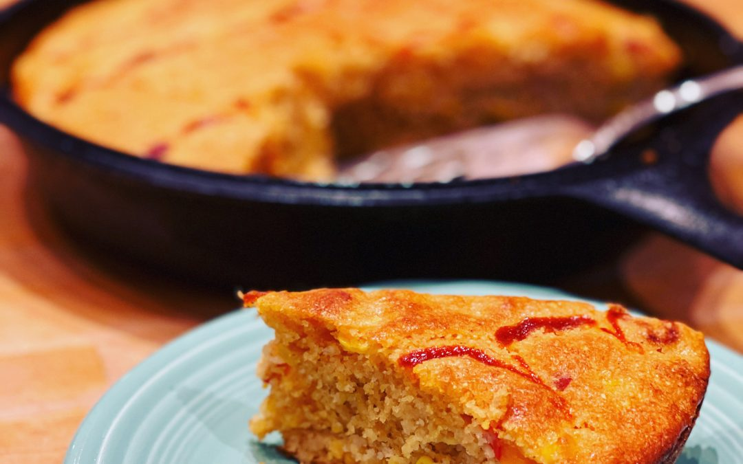 Hot and Spicy Cornbread